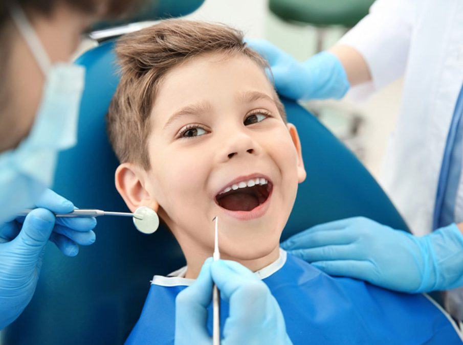 Book Your Child's Dental Appointment Before School Starts
